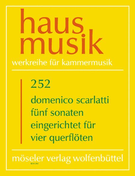 Funf Sonaten