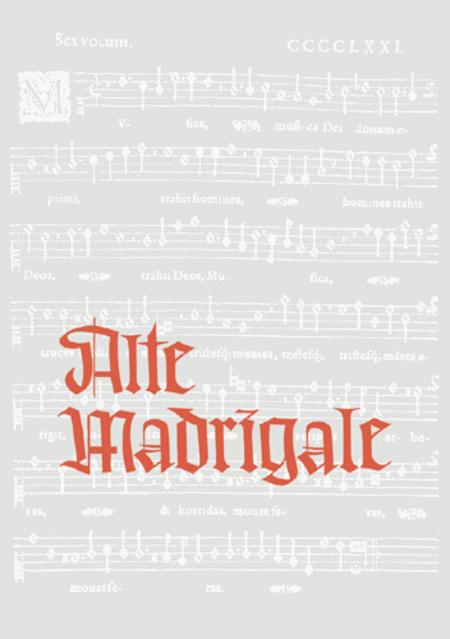 Alte Madrigale