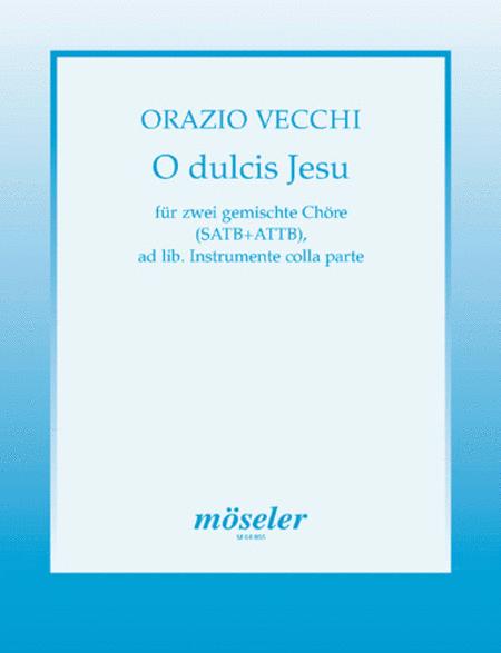 O dulcis Jesu