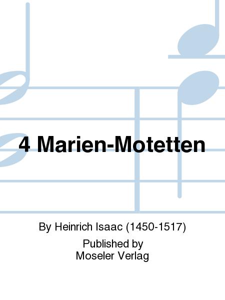 4 Marien-Motetten