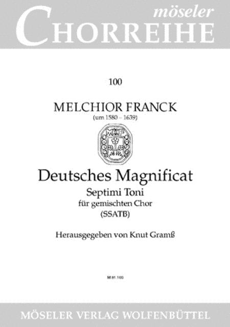 Deutsches Magnificat septimi toni