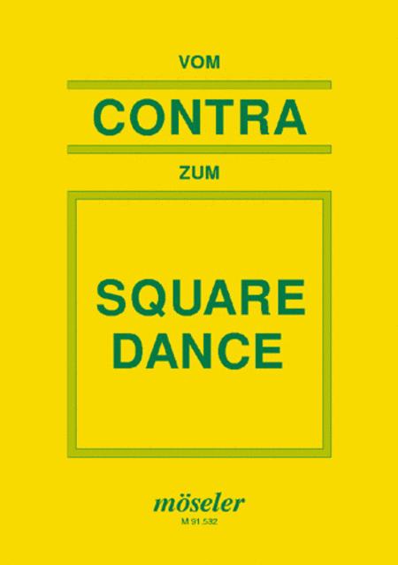 Vom Contra zum Square-Dance