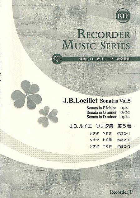 Sonatas, Vol. 5