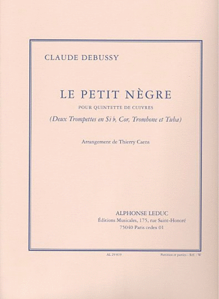 Petit Negre - Quintette De Cuivres