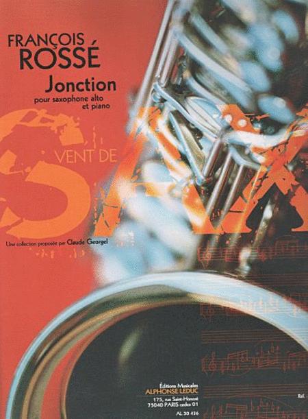 Jonction - Saxophone Mib et Piano