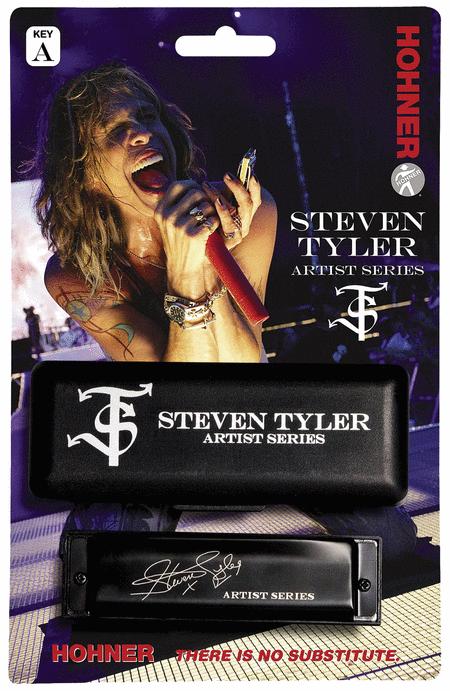 Steven Tyler Artist Series Harmonica