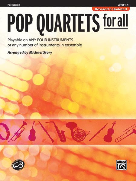 Pop Quartets for All