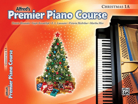 Premier Piano Course Christmas, Book 1A