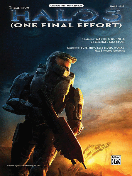 One Final Effort (from Halo 3)