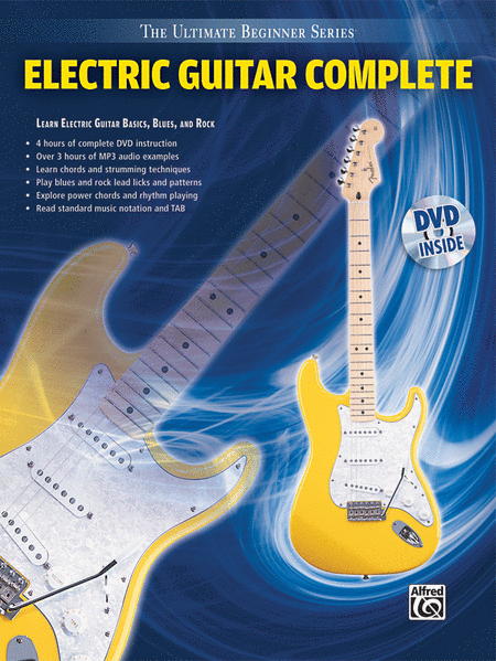 Ultimate Beginner Electric Guitar Complete