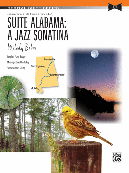 Suite Alabama: A Jazz Sonatina