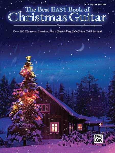 The Best Easy Book of Christmas Guitar