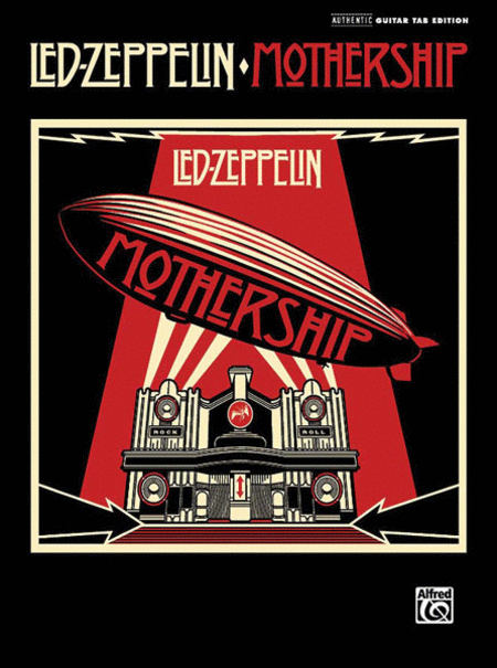 Led Zeppelin -- Mothership