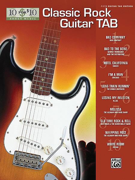 Classic Rock Guitar Tab