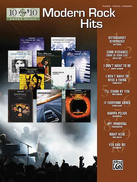 Modern Rock Hits