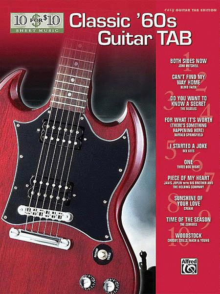Classic '60s Guitar Tab