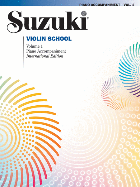 Suzuki Violin School, Volume 1 (piano accompaniment)