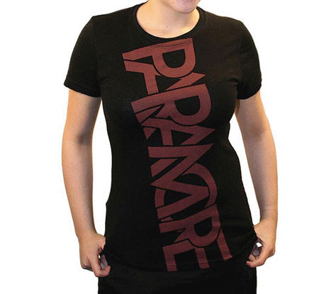 Paramore: Interwoven T-Shirt (Extra Large)