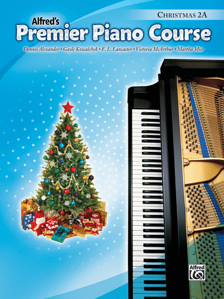 Premier Piano Course Christmas, Book 2A