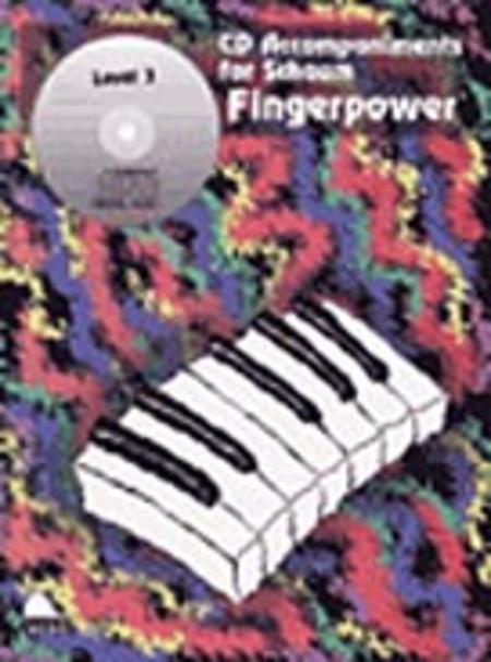 Schaum Fingerpower, Level Three (CD)