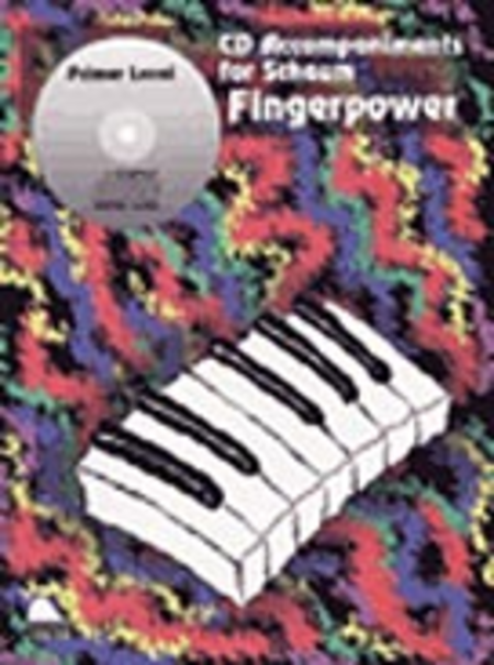 Schaum Fingerpower, Primer Level (CD)