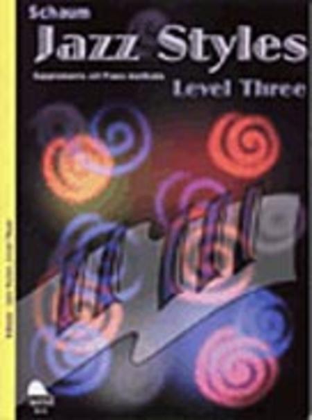 Jazz Styles, Level 3