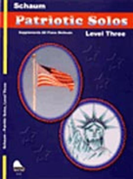 Patriotic Solos, Level 3