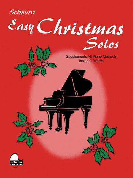 Easy Christmas Solos