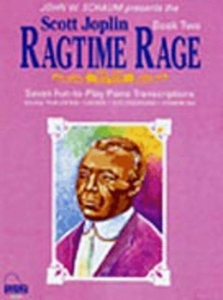 Scott Joplin Ragtime Rage, Book 2