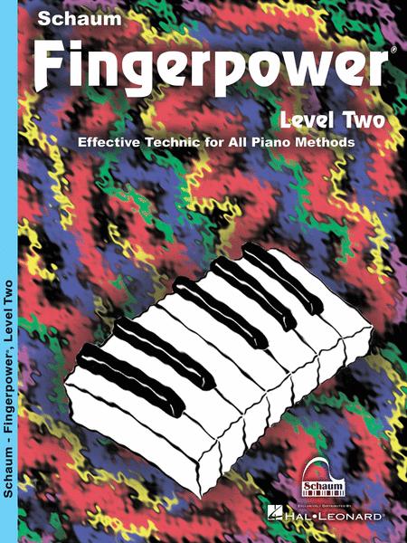 Schaum Fingerpower, Level Two (Book)