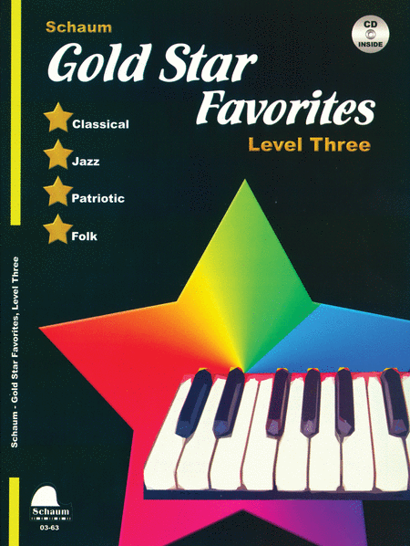 Gold Star Favorites, Level 3