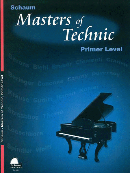 Masters of Technic, Primer