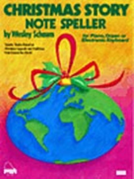 Christmas Story Note Speller