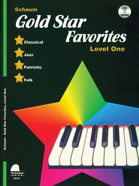 Gold Star Favorites, Level 1