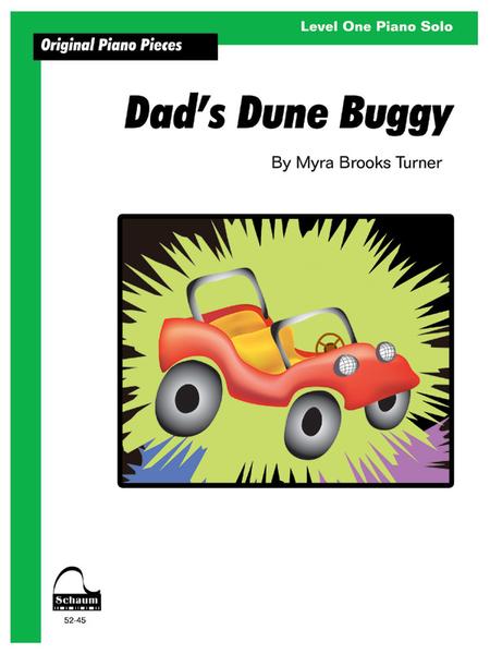 Dad's Dune Buggy