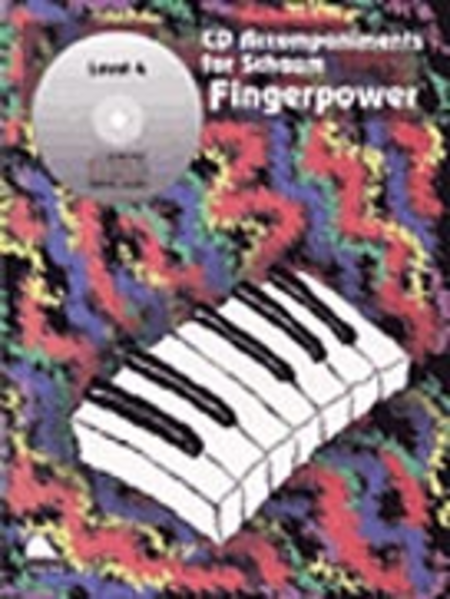 Schaum Fingerpower, Level Four (CD)