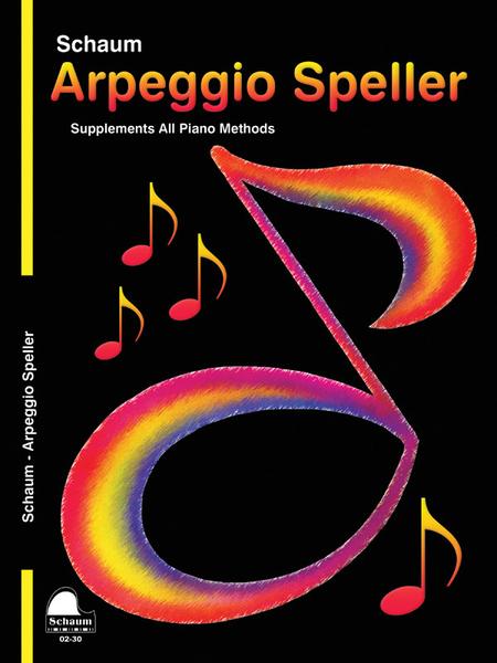 Arpeggio Speller (Major and Minor)