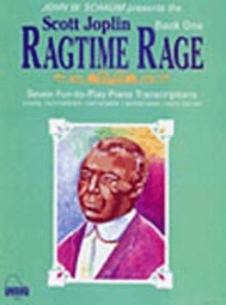 Scott Joplin Ragtime Rage, Book 1