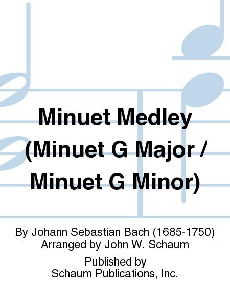 Minuet Medley (Minuet G Major / Minuet G Minor)