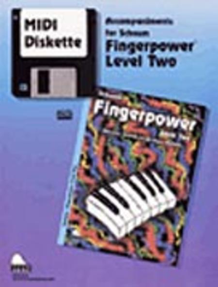Schaum Fingerpower, Level Two (MIDI)