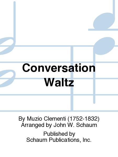 Conversation Waltz