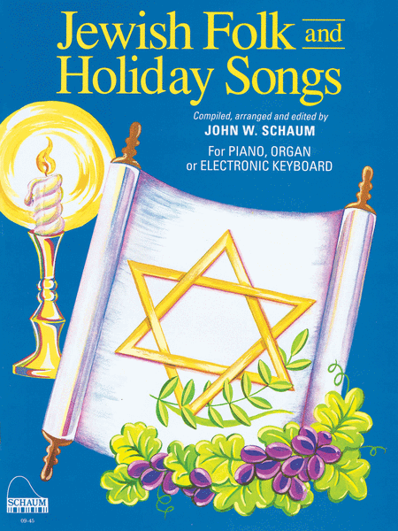 Jewish Folk and Holiday Songs