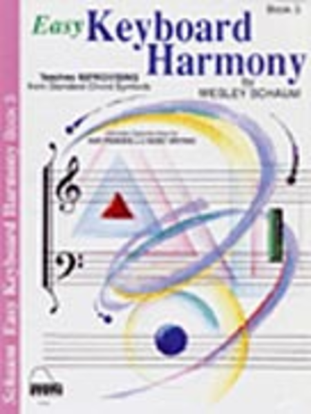 Easy Keyboard Harmony, Book 3
