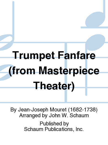 Trumpet Fanfare (from Masterpiece Theater)