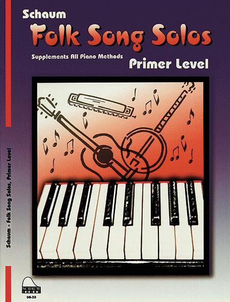 Folk Song Solos, Primer