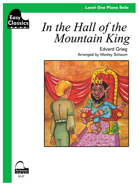 In the Hall of the Mountain King (from Peer Gynt Suite)