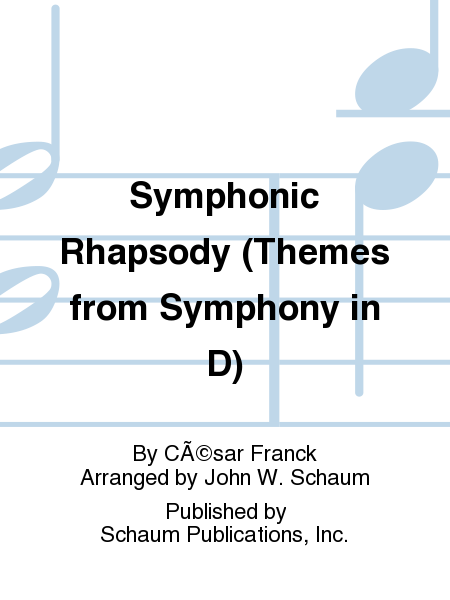 Symphonic Rhapsody (Themes from Symphony in D)