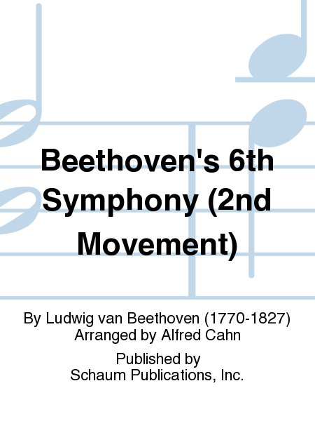 Beethoven's 6th Symphony (2nd Movement)