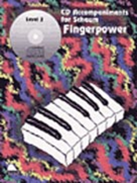 Schaum Fingerpower, Level Two (CD)