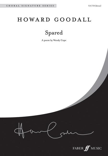 Spared (SATB Divisi)